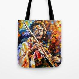 Halo Jimi Tote Bag