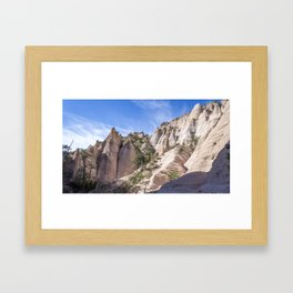 Kasha-Katuwe Framed Art Print