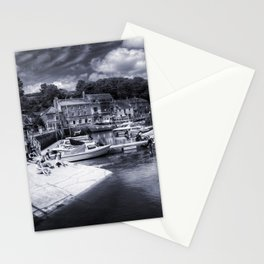 Padstow Blues Stationery Cards