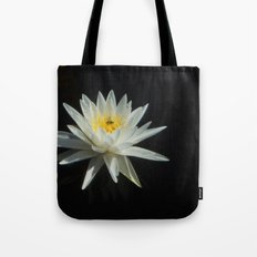 White Water Lily Visitor Tote Bag