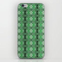 Bejewelled Emerald iPhone Skin