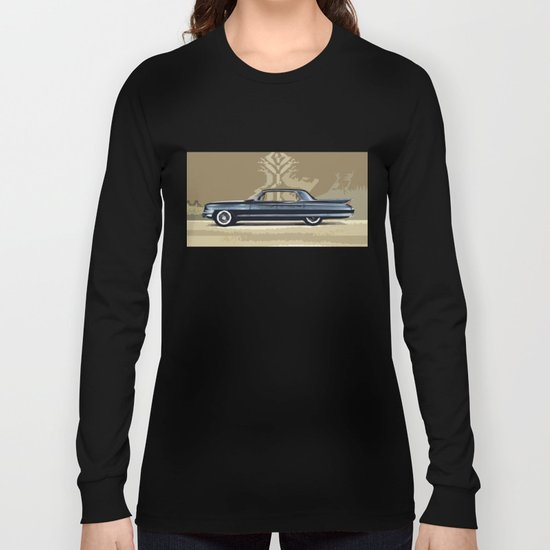 1961 Cadillac Fleetwood Sixty-Special Long Sleeve T-shirt