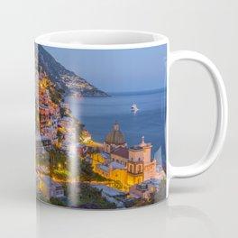 A Serene View of Amalfi Coast in Italy Coffee Mug