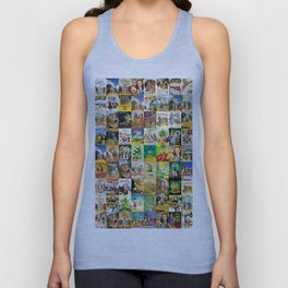 Oz Posters Unisex Tank Top
