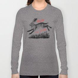 Run Like The Wind Long Sleeve T-shirt