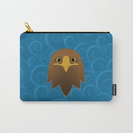 The Eagle of Wisdom Carry-All Pouch