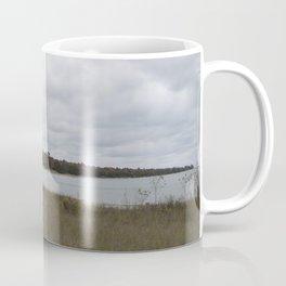 Autumn at Secret Beach Coffee Mug