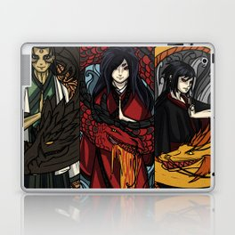 Friends and sister Laptop & iPad Skin