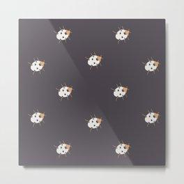 Ladybug (Horizon) Metal Print