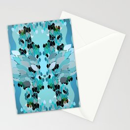 Discreet Guardian Stationery Cards
