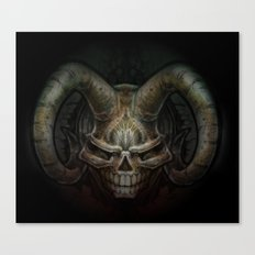 Darko Day Off Canvas Print