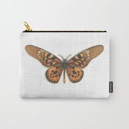 Butterflies: African Swallowtail Carry-All Pouch