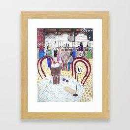 Ghirardelli Framed Art Print