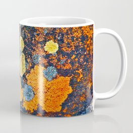 Lichen Art Coffee Mug