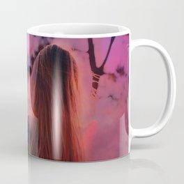 Summer In NYC Wanderlust Portrait Coffee Mug