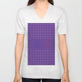 Pattern_B07 Unisex V-Neck