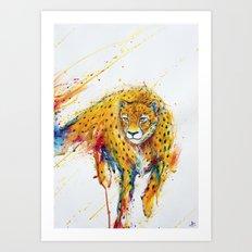 Atalanta Art Print