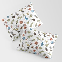 Je t'aime, Montreal! Pillow Sham