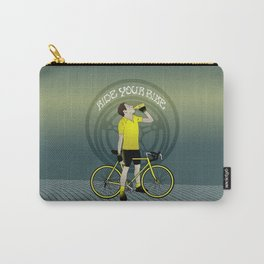 Ride Your Bike Carry-All Pouch