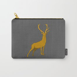 Stag - by Rui Guerreiro Carry-All Pouch