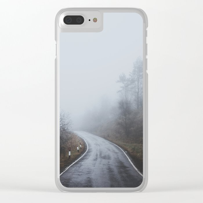 Scottish Borders Clear iPhone Case