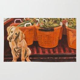 Farm Dog Rug