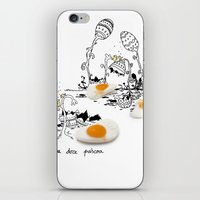 easter iPhone & iPod Skins featuring Easter by Ana Sofia Santos