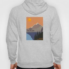 Lake Tahoe. Hoody