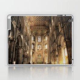 Peterborough Cathedral  Laptop & iPad Skin
