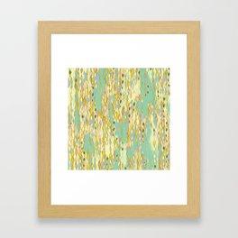 HANGING KELP Framed Art Print