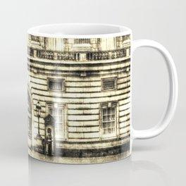 Buckingham Palace London Vintage Coffee Mug