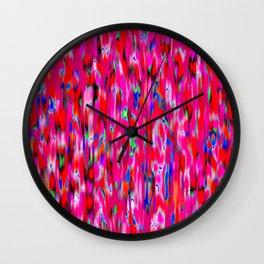 globular field 14 Wall Clock