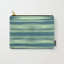 Abstraction Serenity in Afternoon at Sea Carry-All Pouch