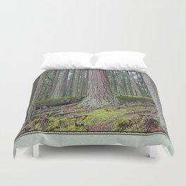 BIG FOREST Duvet Cover