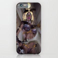 Egyptian Warrior Queen Slim Case iPhone 6s