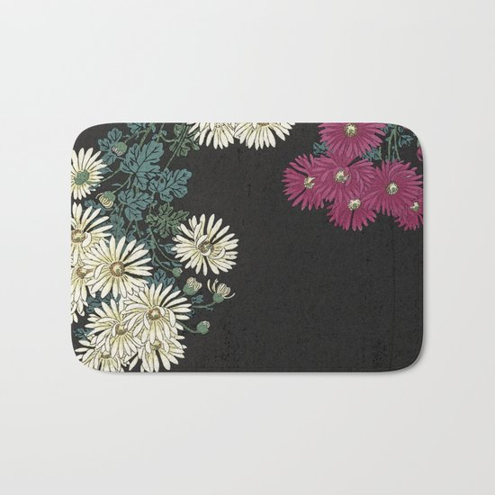 The beauty already there.  Bath Mat