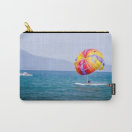Cui Dai Beach Wind Surfer Carry-All Pouch