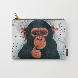 Baby Chimpanzee Carry-All Pouch