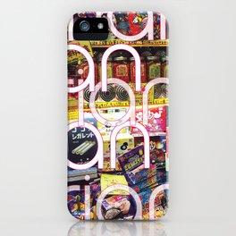 Merchandized!! iPhone Case
