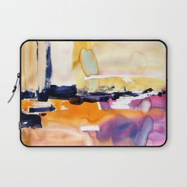 Landscape with Argonauts - Abstract 0028 Laptop Sleeve