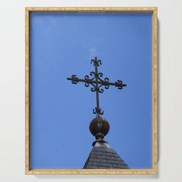 Notre Dame de Rabas Serving Tray