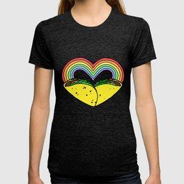 Rainbows and Tacos T-shirt