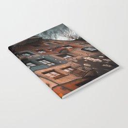Hundertwasser museum Notebook