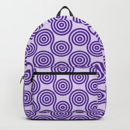 Op Art 151 Backpack