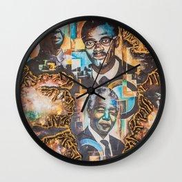 Afrika ndota Wall Clock