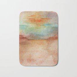SUNSET FADE Bath Mat