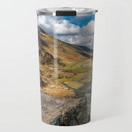 Nant Ffrancon Pass Snowdonia Travel Mug