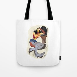 Wonder life Tote Bag