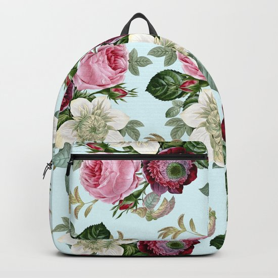Floral enchant Backpack