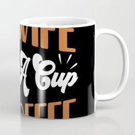 Husband Coffee Gift Idea Funny Outfit Coffee Mug